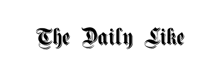 Portfolio: The Daily Like, Nachrichten-Aggregator