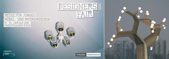 Blog: Vortrag auf der Designers Fair 2011 zum Thema Kreativwirtschaft