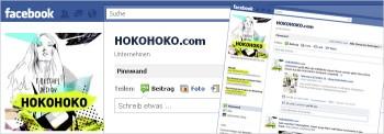 Blog: HOKOHOKO jetzt auch Facebook