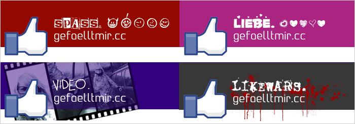 Blog: gefaelltmir.cc Launch der Likesite