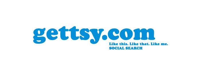 Portfolio: Gettsy.com, Social Search