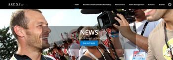Blog: SPCGE.com, neue Webseite für S.P.C.G.E sarl Sports Consulting