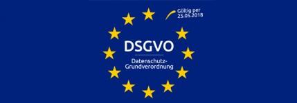 Portfolio: DSGVO, Datenschutzgrundverordnung
